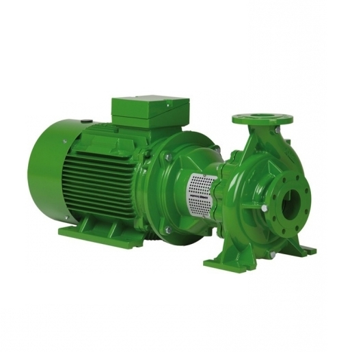 Close coupled electric pumps according to EN733