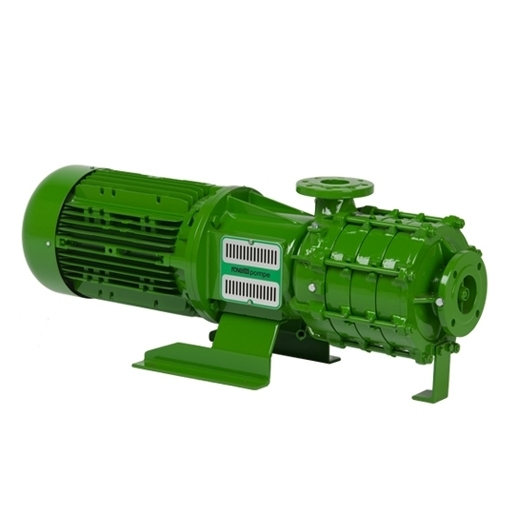 Horizontal multistage electric pumps EUROPA series