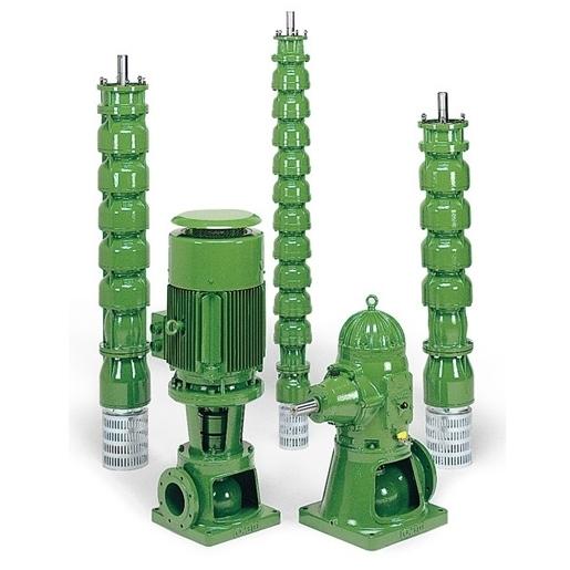 6 – 16英寸立式长轴泵
