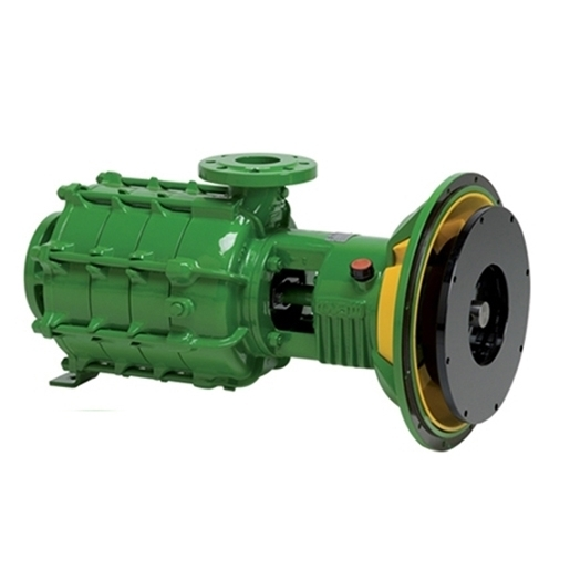 Multistage SAE flanged pumps for thermic engines EUROPA series