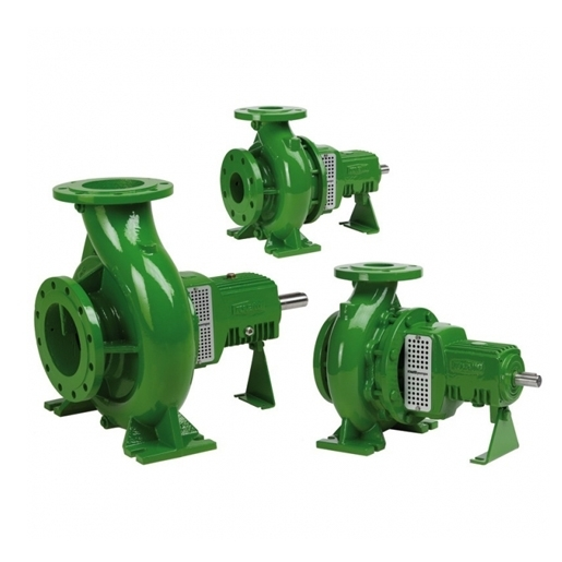Centrifugal pumps according to EN733 SNE series