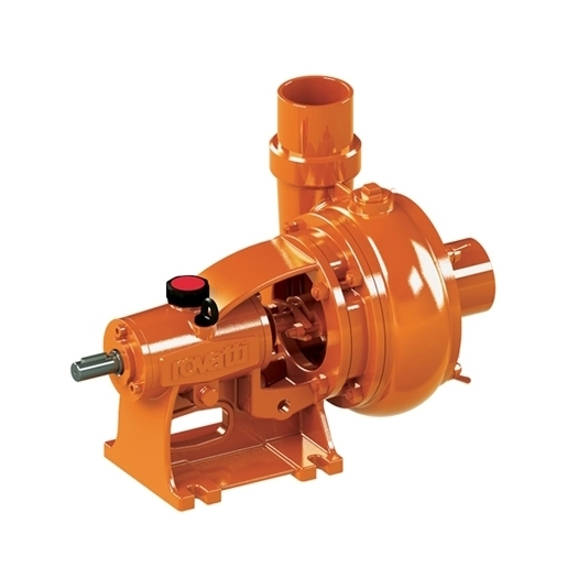 Horizontal bareshaft single-stage centrifugal pumps
