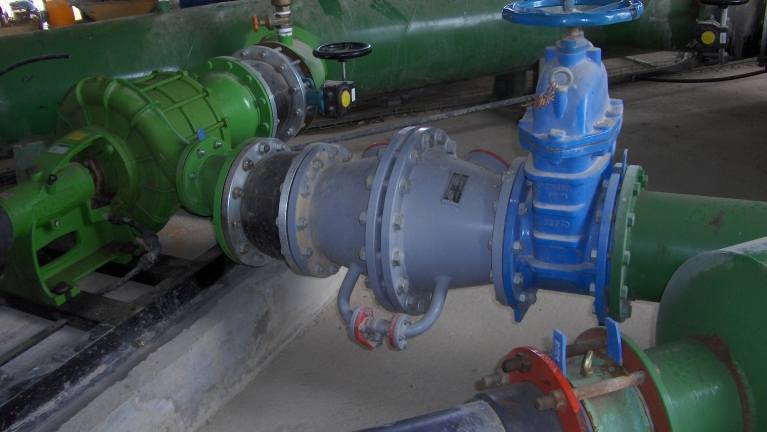 Horizontal multistage high pressure pumps EUROPA series