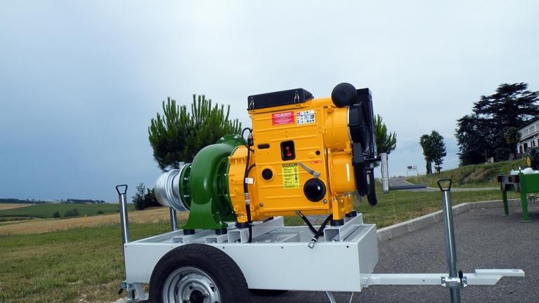 单级卧式低中压泵
