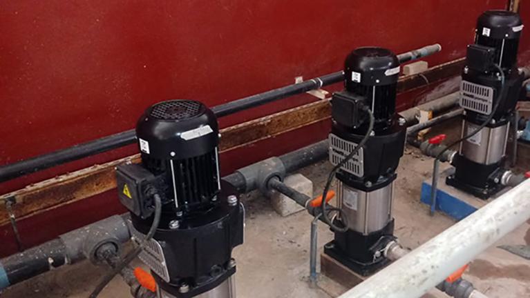 立式多级电动泵