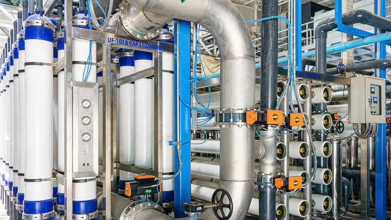 Desalination & reverse osmosys systems