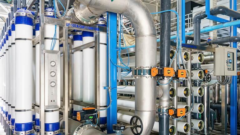 海水淡化&反渗透系统