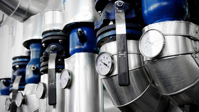 Impianti di pressurizzazione