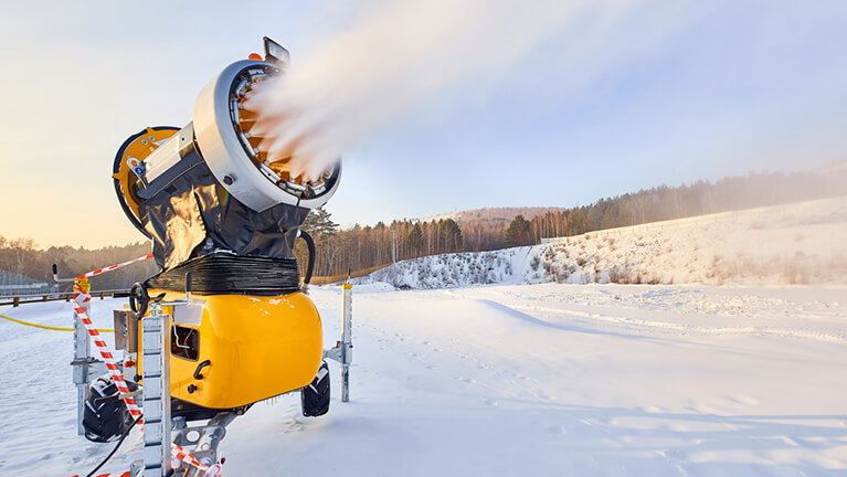 Snow making systems
